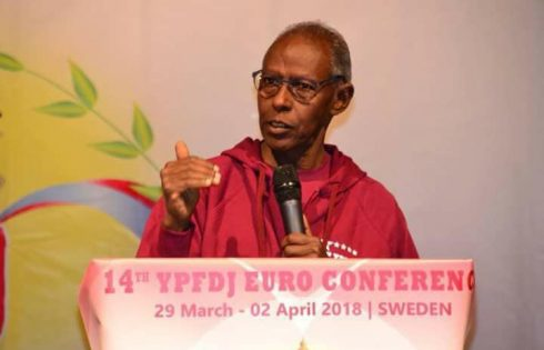 YPFDJ Conference in Sweden