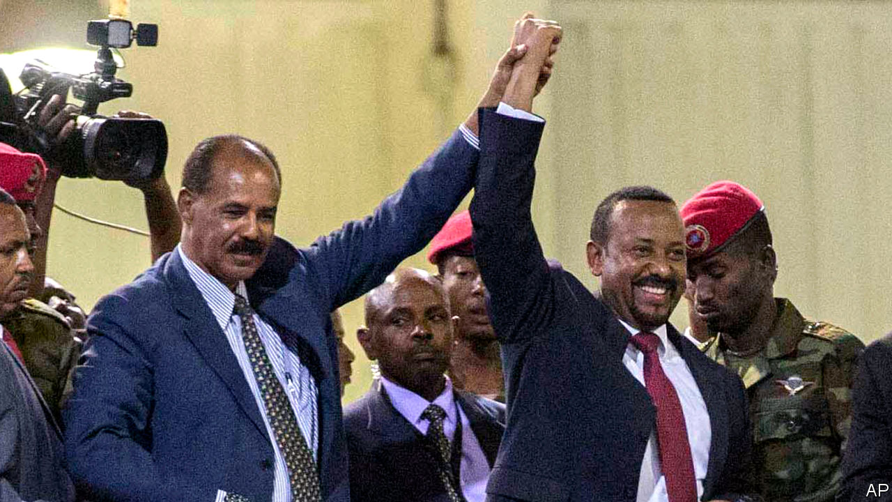 Ethiopia and Eritrea made peace but translating words into reality will be difficult