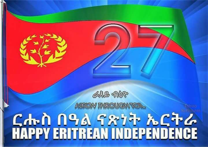 27th Independence Day of Eritrea